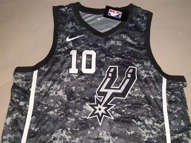 Camisa NBA San Antonio Spurs 20/21 DEROZAN 10 - Foto 2