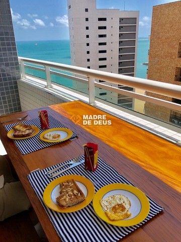 Apartamento no Ed. Beach Class Residence. Meireles, Fortaleza.