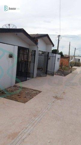3 casas com 2 quartos e 1 Kitnet com 1 quarto à venda, 280 m² por R$ 850.000 - Jardim Das