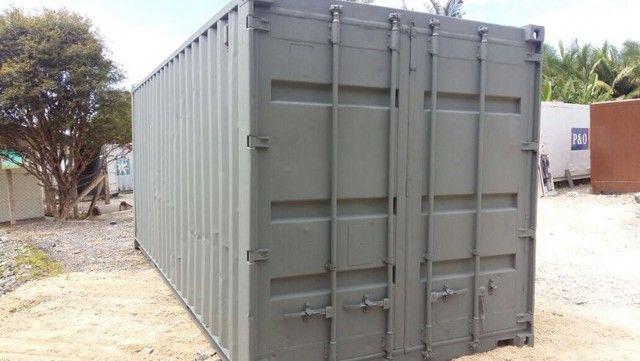 Container Dry 20 Pés (6mts) - Foto 2