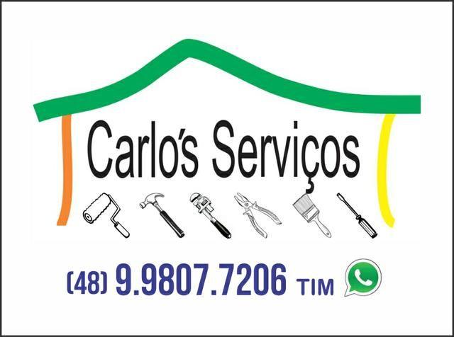 Eletricista, Pintor, Encanador, Montador de Móveis, Manutenção Residencial Comercial