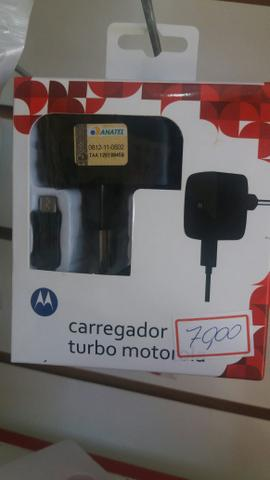 carregador turbo Motorola