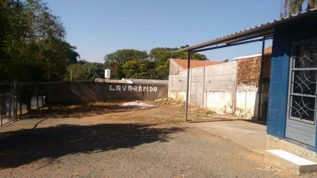 Terreno (alugado para lava rápido), muito bem localizado em Cosmópolis-SP. (TE0022) - Foto 3