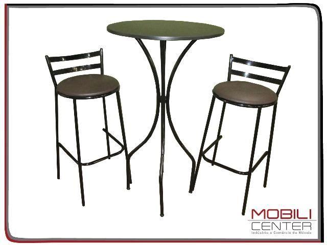 Mesas e cadeiras,bistrô,banquetas para lanchonetes, bares,restaurantes - Direto da Fábrica