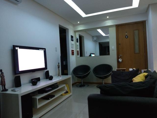 Apartamento 1/4 40 m² , decoração alto padrão- Jardim armação
