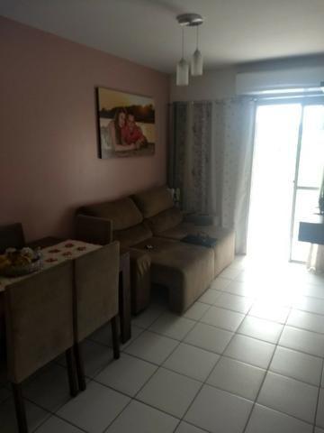 Apartamento 2 Dormitórios,Sacada c/ Churrasqueira e Garagem - Pronto para Morar