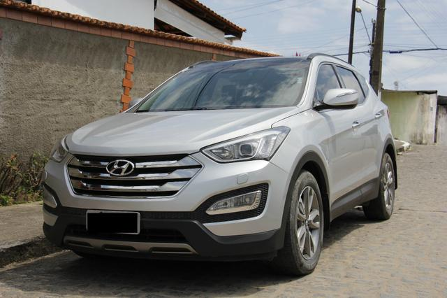 Awesome Hyundai Santa Fe 2014 3.3 V6 4x4   Top De Linha   Aceito Negociação   Leia