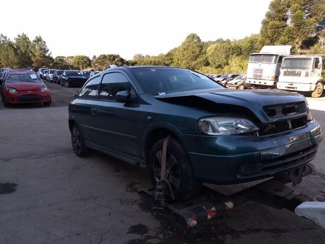 GM Astra 1.8 Gls 1999 2 Portas Sucata Em Peças Acessorios Lataria Motor Cambio - Foto 4