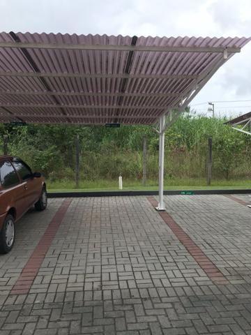 AP econômico - todo os móveis sob medida - aceita veículo - 2 dormitórios - Foto 17