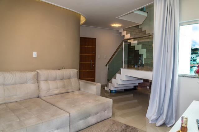 Cobertura à venda com 3 dormitórios em Albinópolis, Conselheiro lafaiete cod:384 - Foto 11