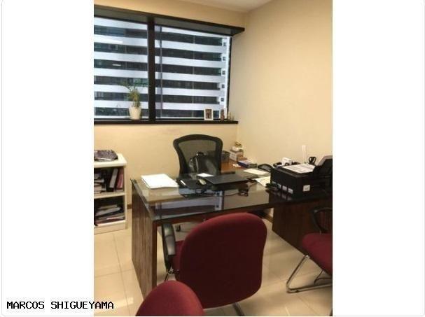 Linda sala localizada no Edficio. Wall Street, Paralela. VG1740