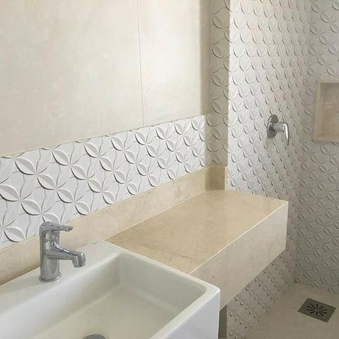 Porcelanato Dalia Ceusa 43,7x63,1 Extra R$ 129,90m² > Casa Nur - O Outlet do Acabamento - Foto 5