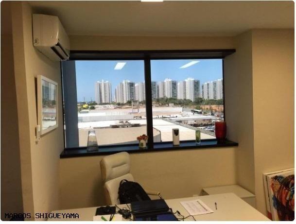 Linda sala localizada no Edficio. Wall Street, Paralela. VG1740 - Foto 5