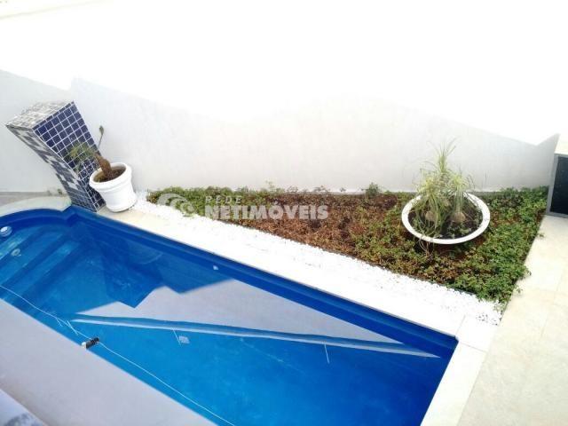 Casa à venda com 4 dormitórios em Caiçaras, Belo horizonte cod:619465 - Foto 9
