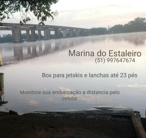 Marina do Estaleiro 0ferece