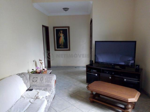 Casa à venda com 4 dormitórios em Alto dos pinheiros, Belo horizonte cod:678867 - Foto 3