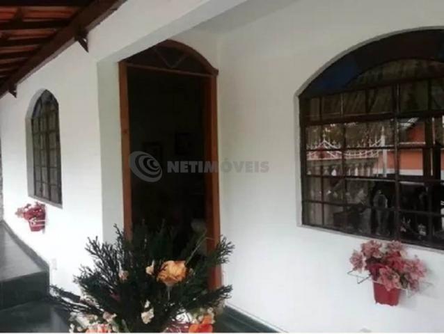 Casa à venda com 4 dormitórios em Alípio de melo, Belo horizonte cod:448488