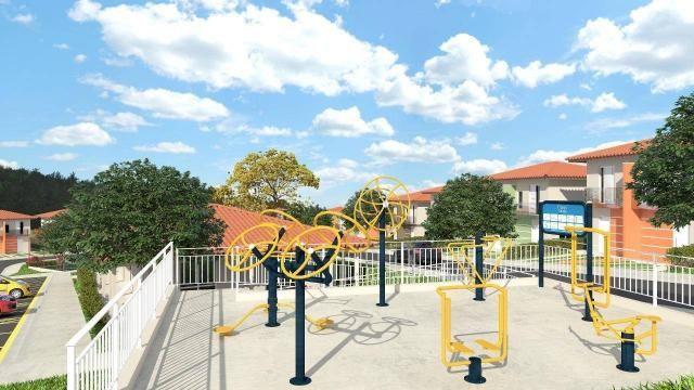 Sobrado com 2 dormitórios à venda, 48 m² por R$ 147.500 - Conjunto Habitacional Jardim Hum - Foto 4
