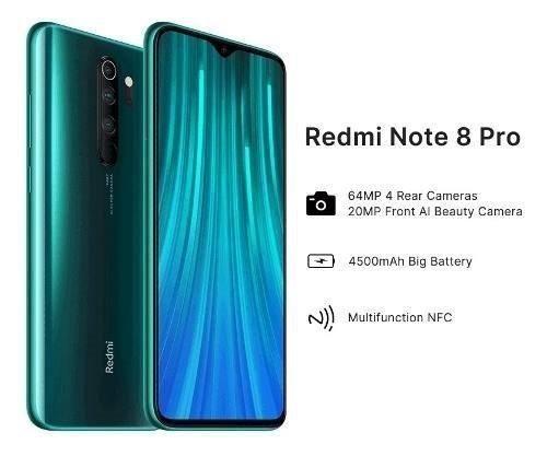 Redmi Note 8 PRO 128GB VERDE OU BRANCO PRONTA ENTREGA! - Foto 5