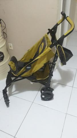 Carrinho de bebê CHICO Litle way - Foto 2