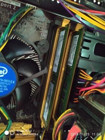 Cpu zera i3 4170 4 geração 8gb + ssd leia - Foto 3
