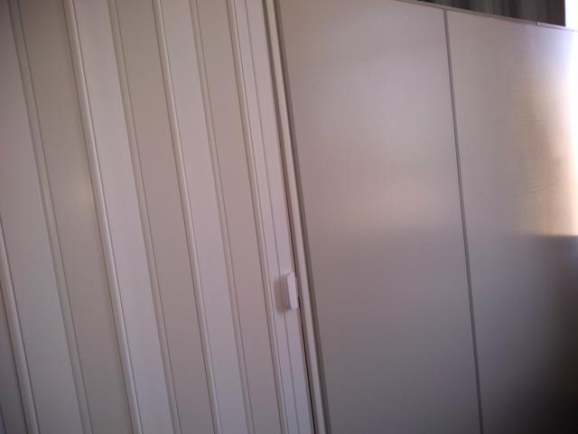 Divisória com porta sanfonada - Foto 3