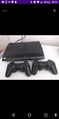 Playstation 3 + 2 controles