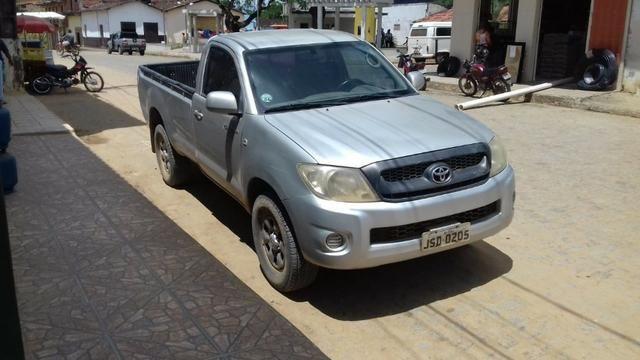 Hilux 2009 4x4 2.5 Turbo