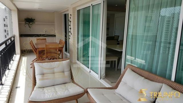 (EXR) Bairro Cocó | Apartamento de 165m², 3 suítes, Varanda Gourmet [TR11606] - Foto 2
