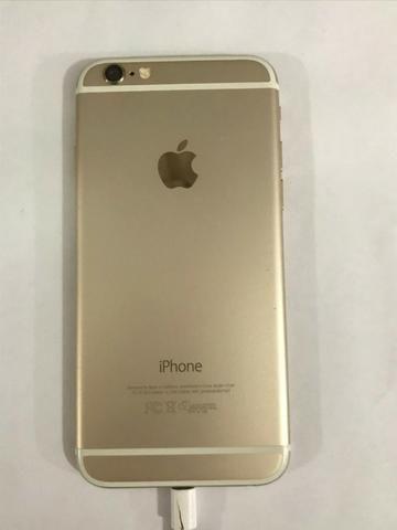 Iphone 6 gold 16gb (com defeito - ler descrição) - Foto 2