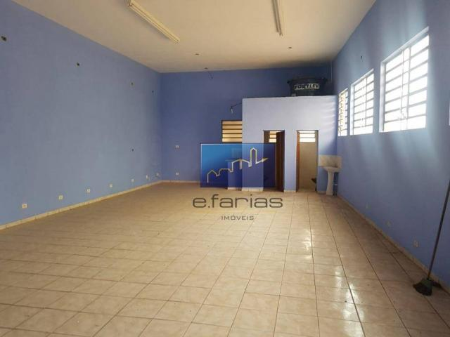 Salão para alugar, 100 m² por r$ 1.800/mês - vila guilhermina - são paulo/sp - Foto 2