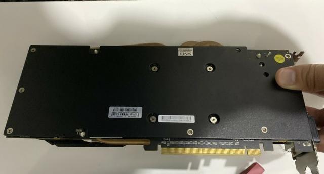 Vendo Placa de video AMD R9 290 4gb GDDR5 - Foto 3