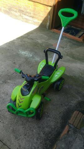 Motoca pedal infantil - Foto 4