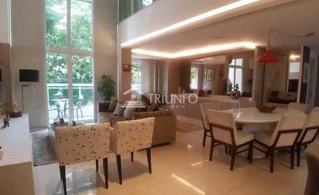 (EXR) Bairro Cocó | Apartamento usado de 165m² com 3 suítes [TR46095] - Foto 4