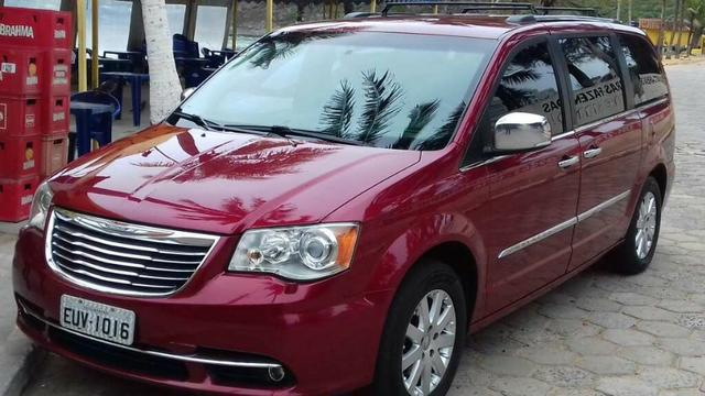 Chrysler Town & Coutry Limited