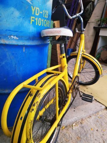 Bicicleta Caloi monareta - Foto 3
