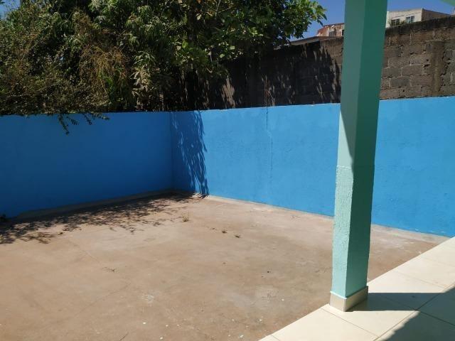 Casa 2 Qts na Laje terreno com escritura, Colonia Agrícola Samambaia,Entrada do Sam's Club - Foto 6