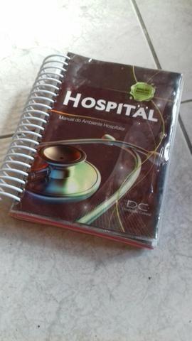 Livro hospital . ambiente hospitalar ** cd - Foto 2