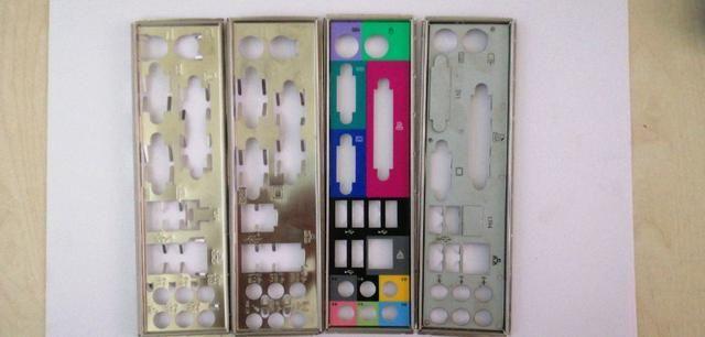 Kit de 4 Espelhos de Placa Mãe