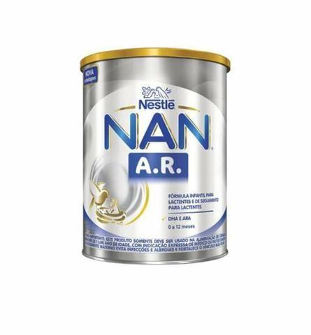 Leite NAN A.R