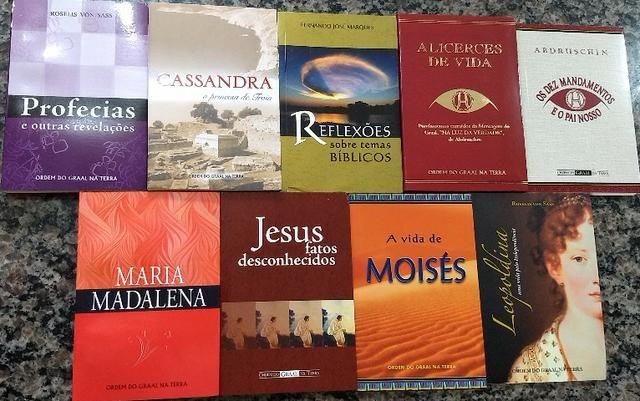 Livro Fatos Históricos (nova Visão) - Novo - Kit 09 Livros