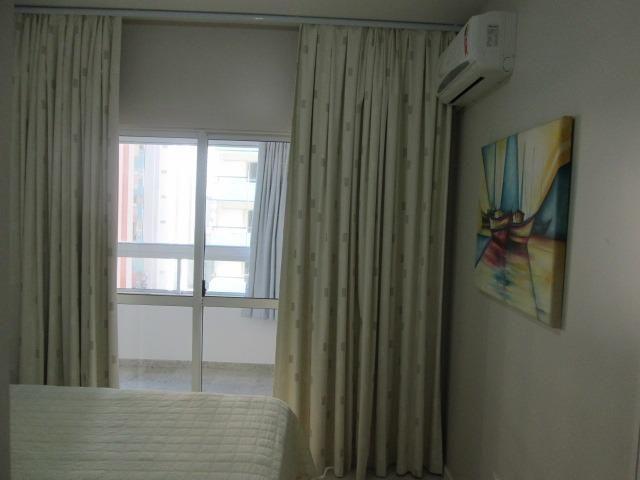 Temporada, Quadra do Mar, 4 dormitórios, 3 vagas, Climatizado em BC! - Foto 12