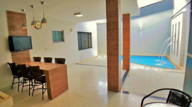 Casa 3 Quartos, 158 m² c/ armários e lazer na 1204 Sul - C/ Gerador de Energia - Foto 14