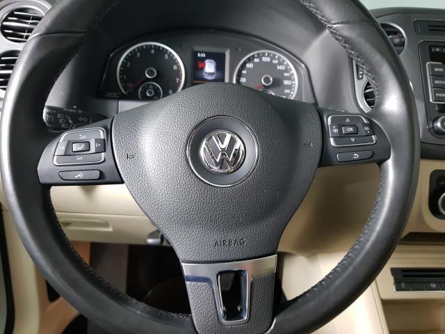 VolksWagen TIGUAN 2.0 TSI 16V 200cv Tiptronic 5p - Branco - 2015 - Foto 11