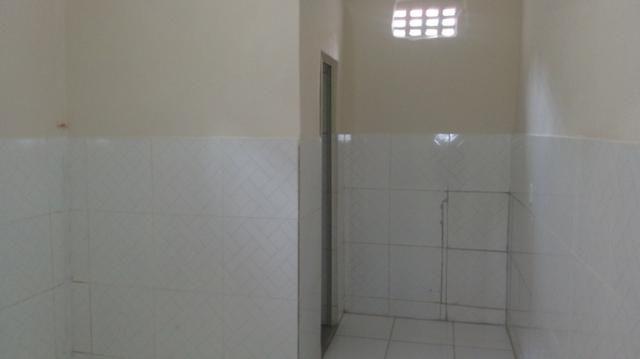 Alugo casa Térreo, R$400,00 ! 1/4, sala , cozinha, banheiroe área de serviço! - Foto 5