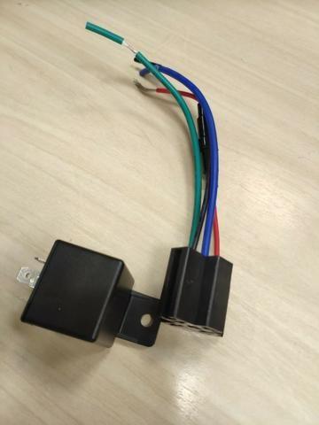 Rastreador Bloqueador Veicular Gps Rele Lk720 - Foto 3