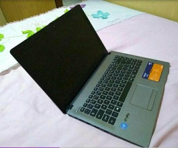 Notebook Positivo Baixou 800,00 por 750,00 - Foto 4