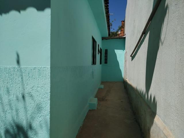 Casa 2 Qts na Laje terreno com escritura, Colonia Agrícola Samambaia,Entrada do Sam's Club - Foto 9