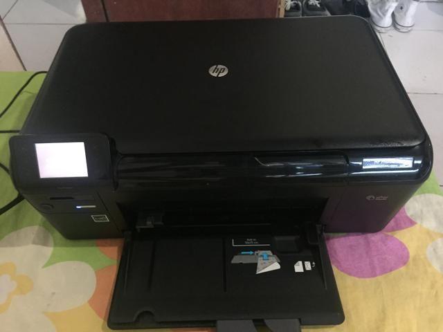 Impressora e-multifunctional hp photosmart da série d-110 - Foto 5