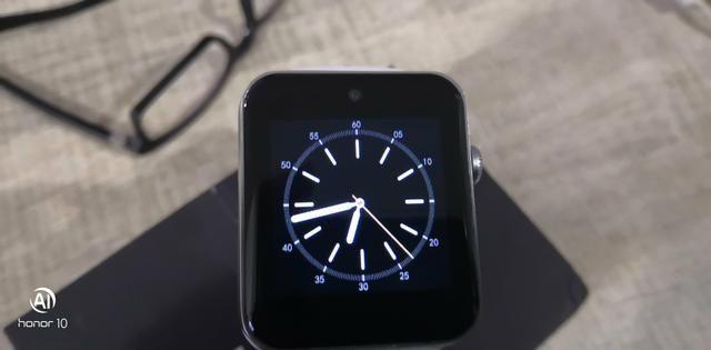 Smartwatch LEMFO LM07 - Foto 5